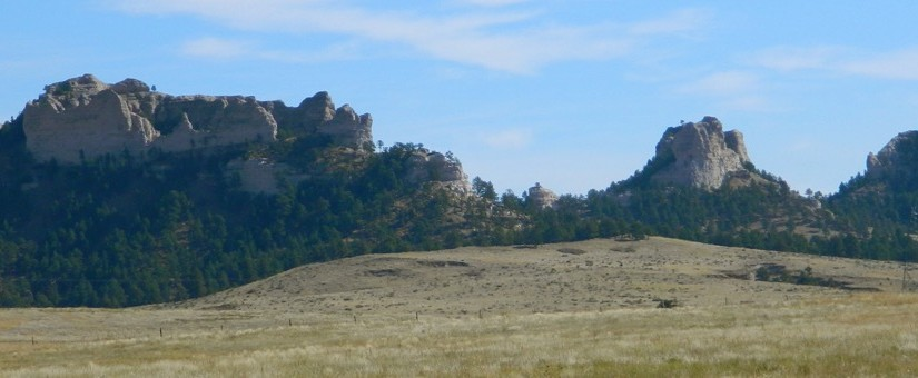 Crow Butte, Nebraska